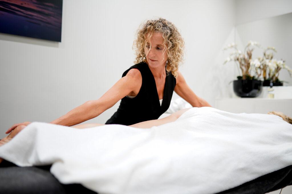 Afbeelding 2 sport massage