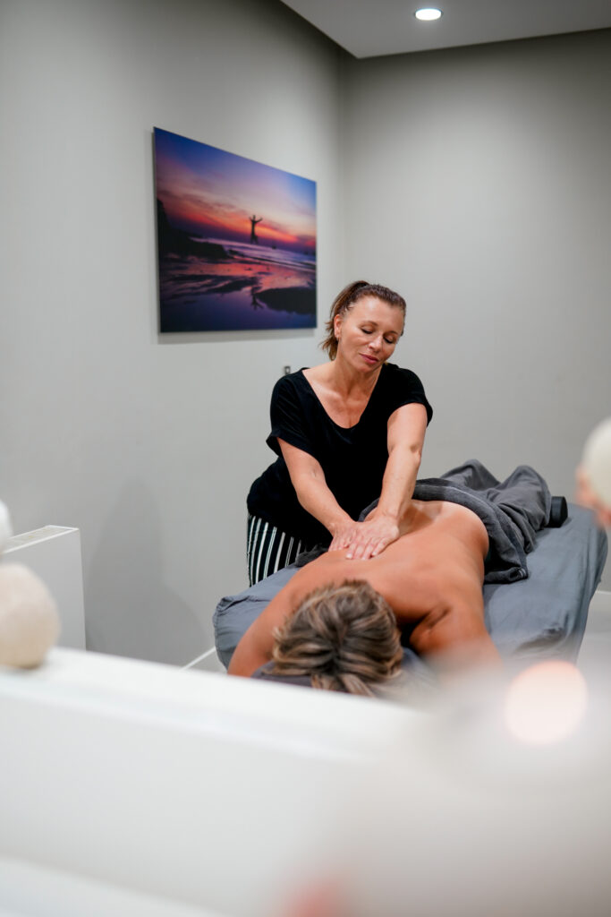 Oosterse massage afbeelding 1