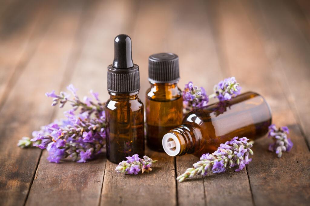 Aromatherapie massage afbeelding 1